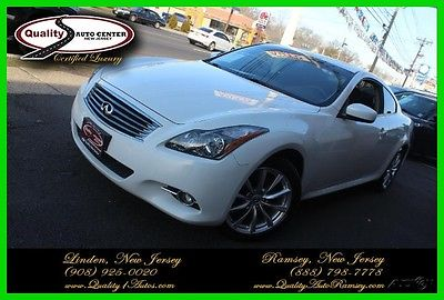 2013 Infiniti G37 X Coupe 2-Door 2013 Used 3.7L V6 24V Automatic AWD Coupe Premium