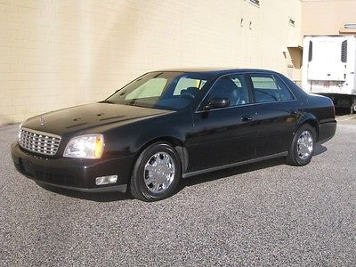 2004 Cadillac DeVille 20K MILES 2004 CADILLAC DEVILLE ULTRA LOW MILES ELDERLY COUPLE OWNED NO RESERVE AUCTION