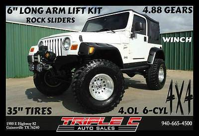 2001 Jeep Wrangler Sport 4X4 2001 Jeep Wrangler Sport 4X4 6