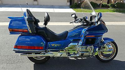 1993 Honda Gold Wing  1993 Honda Goldwing Aspencade with 27,542 original miles