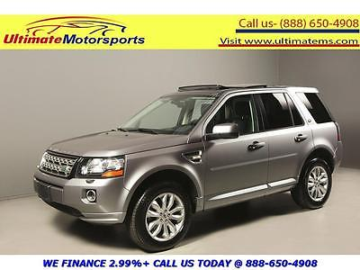 2014 Land Rover LR2  2014 LAND ROVER LR2 HSE AWD NAV PANO LEATHER MERIDIAN 18
