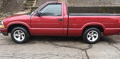 1999 Chevrolet S-10  1999 chevy s10