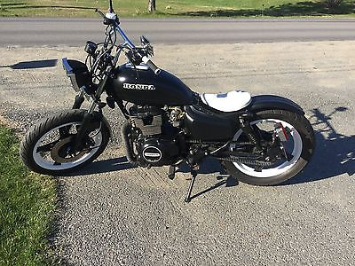 1979 Honda CM 400 A  motorcycle
