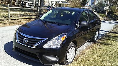 2015 Nissan Versa 2015 NissanVersa under factory warranty 28,000 miles