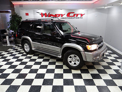 2001 Toyota 4Runner Limited 01 Toyota 4-Runner Limited 4x4 1 Owner Htd Leather Moonroof Meticulously Service