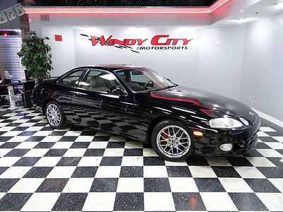 1998 Lexus SC 2dr Coupe Automatic 98 lexus sc 300 luxury coupe 2 owners low miles moonroof htd leather super clean