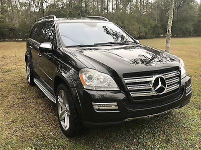 2010 Mercedes-Benz GL-Class 4 Doors Used 2010 Mercedes GL 550 4 MATIC