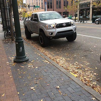2012 Toyota Tacoma SR5 Toyota Tacoma