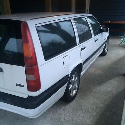 1996 Volvo 850 Base 1996 Volvo 850 SationWagon