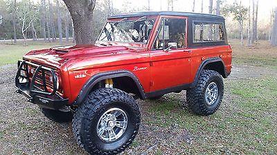 1969 Ford Bronco  1969 Ford Bronco