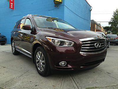 2015 Infiniti QX60 FULLY LOADED BLIND SPOT MONITOR AWD NAVI 2015 Infiniti QX60 Sport Utility 4-Door 3.5L FULLY LOADED NAVIGATION 360 CAMERAS