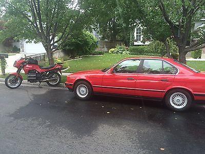1989 BMW 5-Series 1989 BMW 535i