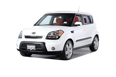 2011 Kia Soul Sport 2011 Kia Soul Sport 42243 Miles White 4D Hatchback 2.0L 4-Cylinder CVVT 4-Speed