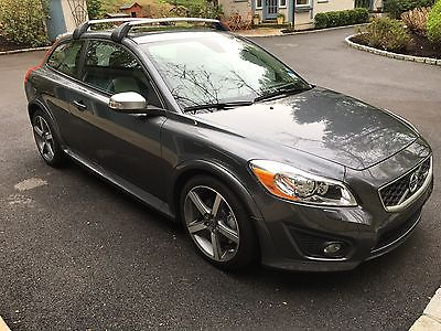 2013 Volvo C30 R-Design Premium Plus 2013 VOLVO C30 R-DESIGN PREMIER PLUS CERTIFIED PRE-OWNED WARRANTY 100K
