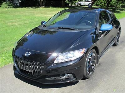 2014 Honda CR-Z EX 2014 Honda CR-ZEX 37,246 Miles Crystal Black Pearl 2dr Car 4 Cylinder Engine 1.5