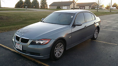 2006 BMW 3-Series Base Sedan 4-Door 2006 BMW 325xi Base Sedan 4-Door 3.0L All-Wheel-Drive