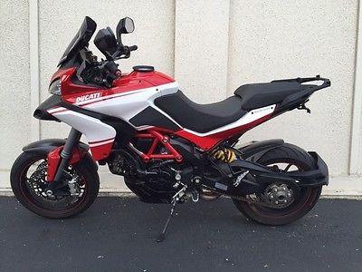 2013 Ducati Multistrada  2013 Ducati Multistrada 1200S Pikes Peak