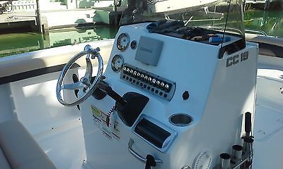 2016 Hurricane Deckboat with150 Yamaha four stroke and Trailer, 1