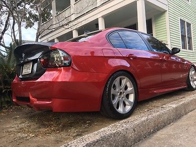 2007 BMW 3-Series BMW 335i RB turbos built trans M3 bumpers and sideskirts