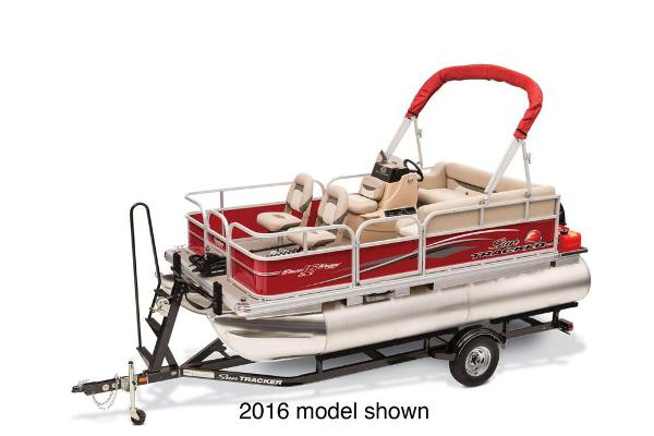 2017 Sun Tracker Bass Buggy 16 DLX