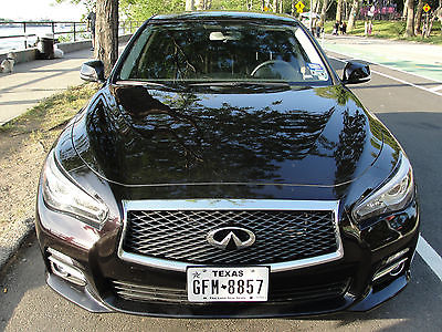 2015 Infiniti Q50 infinity q50a,full leather,non smoking, garage kept,very low miles