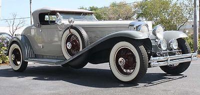 1931 Chrysler Other Special 1931 CHRYSLER ROADSTER RESTO MOD GREAT GATSBY CUSTOM DUESENBERG PACKARD IMPERIAL
