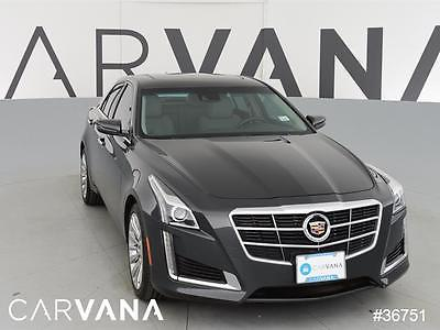 2014 Cadillac CTS CTS 2.0T Luxury Collection 2014 CADILLAC CTS
