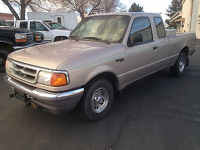 1997 Ford Ranger base 1997 Ford Range ext-cab 2wd, 4cyl, 5sp. / 30-day Layaway, World Shipping