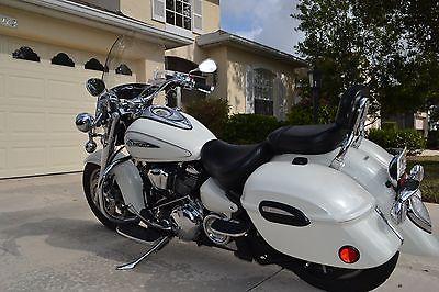 2012 Yamaha Road Star  Yamaha 2012 Silverado S motorcycle