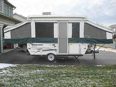 2011 Palamino Yearling 4100 Pop Up with A/C