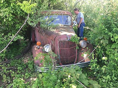 1936 Ford Other Pickups none 1936 FORD TRUCK VINTAGE HOT ROD FARM FRESH 312 THUNDERBIRD