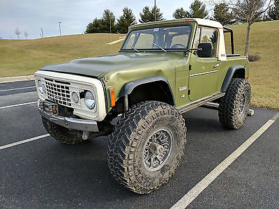 1972 Jeep Commando 1972 Jeep Commando rock crawler - V8, 5spd, doubler, 1 tons, 40s *LOWERED PRICE*