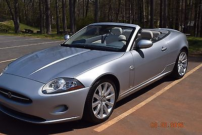 2007 Jaguar XK 2007 Jaguar XK Convertible * Luxury Package * Premium Package * Southern Car
