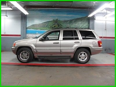 1999 Jeep Grand Cherokee Limited Please scroll down and look at all Detailed Pics and Carfax Report