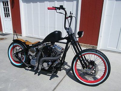 2016 Custom Built Motorcycles Bobber  2016 Custom Built Bobber Motorcycle