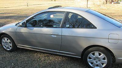 2002 Honda Civic EX Coupe 2002 Honda Civic EX Coupe