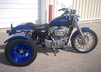 2010 Harley-Davidson Sportster  2010 HARLEY DAVIDSON SPORTSTER TRIKE