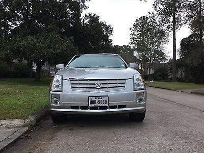 2008 Cadillac SRX suv sports uitilty cadillac