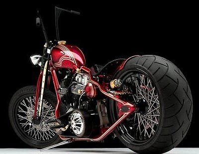 2010 Custom Built Motorcycles Harley-Davidson Panhead (Special Construction)  Harley 93