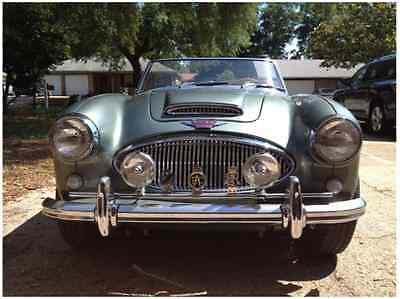 1963 Austin Healey Other  1963 Austin Healey 3000 MK II BJ7 - Jade Pearl Green