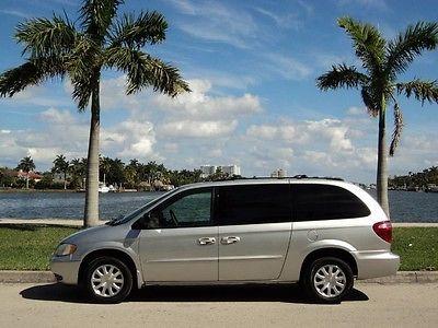 2003 Chrysler Town & Country LX Mini Passenger Van 4-Door 2003 CHRYSLER TOWN COUNTRY LX LOW 47K MILES NON SMOKER NO ACCIDENTS FLORIDA VAN!