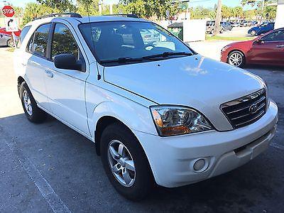 2008 Kia Sorento LT PACKAGE 2X4 2008 Kia Sorento LX 2X4 88k MIles Tow Package