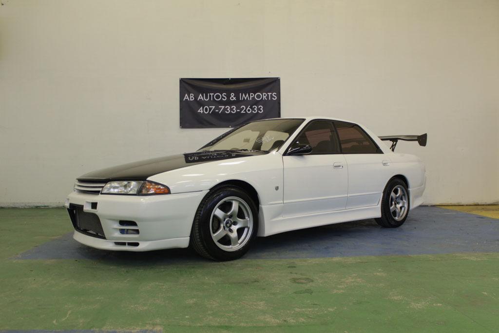 1991 Nissan GT-R GTS-4 RB26 1991 Nissan Skyline GTS-4 RB26DETT