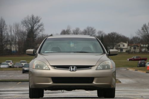 2003 Honda Accord 2003 honda accord No Rust at all!!!