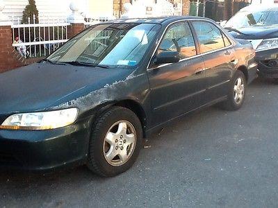1998 Honda Accord Leather 1998 Honda Accord