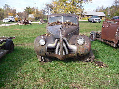 1940 Buick Special N/A 1940 Buick Special Rat Rod kit