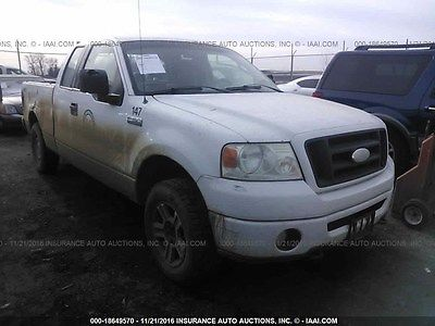 2006 Ford F-100 4x4 ford truck parts