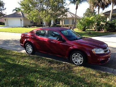 2014 Dodge Avenger SE Sedan 4-Door 2014 Dodge Avenger SE Sedan 4-Door 2.4L