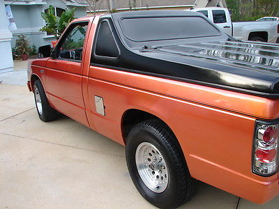 1982 Chevrolet S-10  1982 Chevy V-8 S-10 Crate Motor PS,PB,AC Must SEE