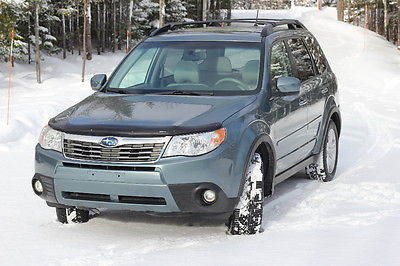 2009 Subaru Forester 2.5 XT Limited 2009 Subaru Forester